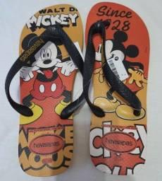 Havaiana Mickey