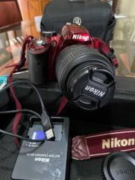 Câmera Digital DSLR Nikon D3200