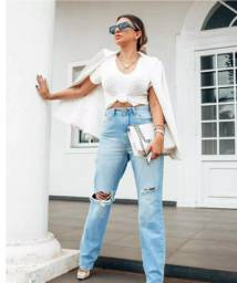 Calça Jeans Tendência