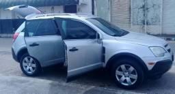 carro captiva prata 2.4 (2009-2010)