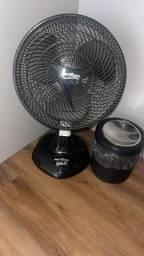 Ventilador de Mesa Britânia Ventus 30 cm 3 Pás 3 Velocidades