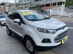Ford Ecosport Se 1.6 16v Flex 2017 ( Único Dono ) ( Baixo km )