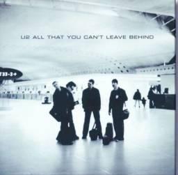 Incrivel Cd Da Banda U2 :All That You Can´t Leave Behin