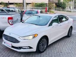 Ford Fusion Titanium gtd awd 2018 único dono , 25.000 km