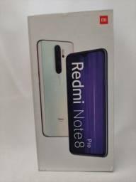 Sucesso do ano! Redmi Note 8 PRO 128 GB da Xiaomi.. Novo Lacrado com Pronta Entrega