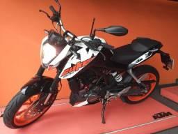 KTM - Duke 200 ABS - 20/20 - semiNOVA