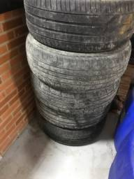4 pneus aro 18