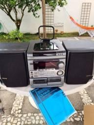 Título do anúncio: Aiwa CX-NA50