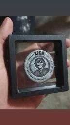 Título do anúncio: Moeda medalha do flamengo
