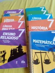 Livros usados escola adventista