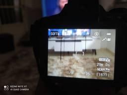 """Título do anúncio: Camera Nikon Collpix + Tablet Samsung 10"""""""