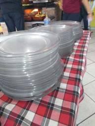 Prato padrão para Restaurante - 350 unidades
