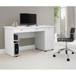Título do anúncio: Escrivaninha Mesa de Computador Ariel (NOVA NA CAIXA)