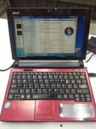 Título do anúncio: Netbook Acer Kav 60 2gb Hd80 Tudo Funcionando Formatado