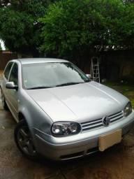 VW/Golf Generation 1.6 2004 Prata - 2004