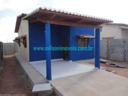 Linda Casa Pertinho Do Expansivo Em Extremoz/RN - Zero De Entrada