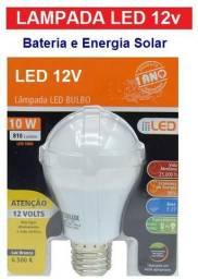 Lampada Solar 12V Solar