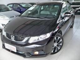 Honda Civic 2.0 lxr automático - 2016
