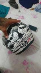 Vendo capacete LS2 em bom estado
