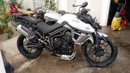 Moto P/ Retirada De Peças/sucata Triumph Tiger 800 Ano 2016