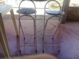 Cadeiras para salão ou para barzinho doméstico
