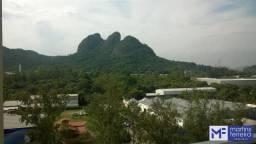 Loft à venda com 1 dormitórios em Recreio dos bandeirantes, Rio de janeiro cod:RA15580
