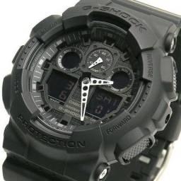 Relógio Casio G-shock GA 100 1a1 Original novo na caixa com Garantia comprar usado  Barueri