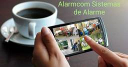 Manutenção e Instalação em Alarmes Câmeras Acesso Remoto