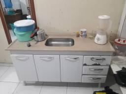 Balcão com pia para cozinha R$ 120 rais