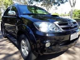 Toyota Hilux SW4 2008, blindada NIII-A, inbra, 139.000 km - 2008