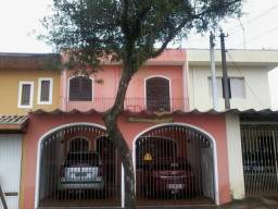 Sobrado residencial à venda, Monte Castelo, São José dos Campos.