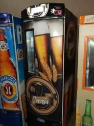 Cervejeira 8 cx metal frio zera segunda linha ótimo valor parcelamos no cartão