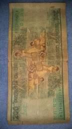 Cédulas antigas e raras, vendo todas ou separadas R$150,00 cada