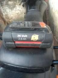 Bateria 36v 2.6 ah bosch