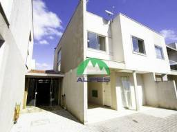 Sobrado com 3 dormitórios à venda, 136 m² por R$ 440.000,00 - Xaxim - Curitiba/PR