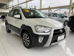 Toyota Etios Hatch Cross 1.5 (Aut) (Flex)