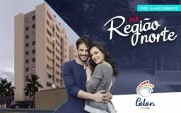 Apartamento à venda com 2 dormitórios em Costa e silva, Joinville cod:1291682