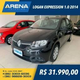 LOGAN 2014/2014 1.0 EXPRESSION 16V FLEX 4P MANUAL