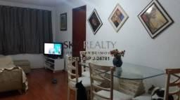 Apartamento à venda com 3 dormitórios em Campo limpo, Sao paulo cod:13643