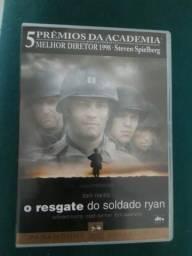"""Vendo DVD """" O resgate do soldado Ryan """" comprar usado  Juiz de Fora"""