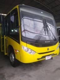 Micro ônibus VW ano 2012 - 33 lugares