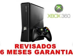 Xbox 360 SLIM 4gb, 6 meses de garantia, Loja física 16 anos de mercado, AvaliamosTroca