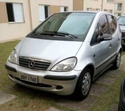 Imperdível - Classe A 160 - 2005 - Mercedes Benz - R$13.200,00 - 2005