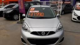 Nissan March S - 2019