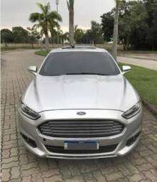 Ford Fusion Titanium 2.0 2014 Blindado nível 3 TOP DE LINHA - 2014
