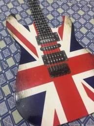 Guitarra decorativa!