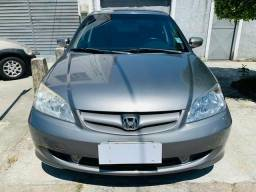 Civic LX 1.7 2006 ( Raridade ) - 2006