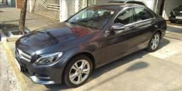 Mercedes-benz c 180 1.6 Cgi Avantgarde 16v Turbo - 2015