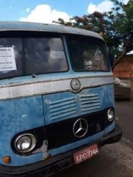 Caminhão Mercedes Cara Chata Barato