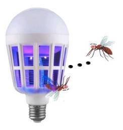 Lampada acaba com mosquito